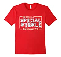 Hebrew Israelite Clothing We Are A Special People Israel Shirts Red