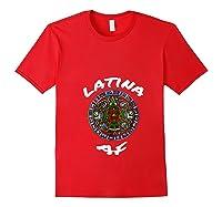 Latina Af For Proud Shirts Red