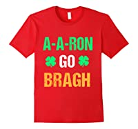 Funny Saint Patrick S Day Novelty Shirt St Patty S Tee Red