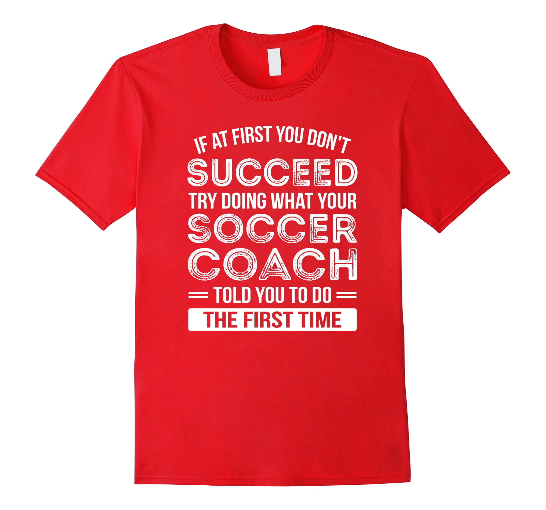 Soccer Coach Funny Shirt Thank-Veotee