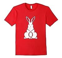 Q Rabbit Qanon Wwg1wga Bunny T Shirt Red