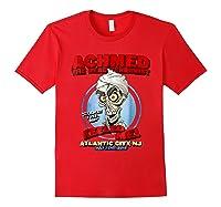Achmed The Dead Terrorist Atlantic City Nj Shirt Red