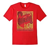 Billy Joel - New York's Native Son T-shirt Red