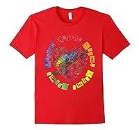 Chameleon Karma 80 S Pride 1980 S Pop Club Culture Peace Shirts Red