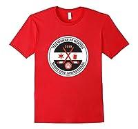 2019 Windy City Invitational Ts Shirts Red