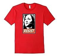 Kamala Resist Shirts Red