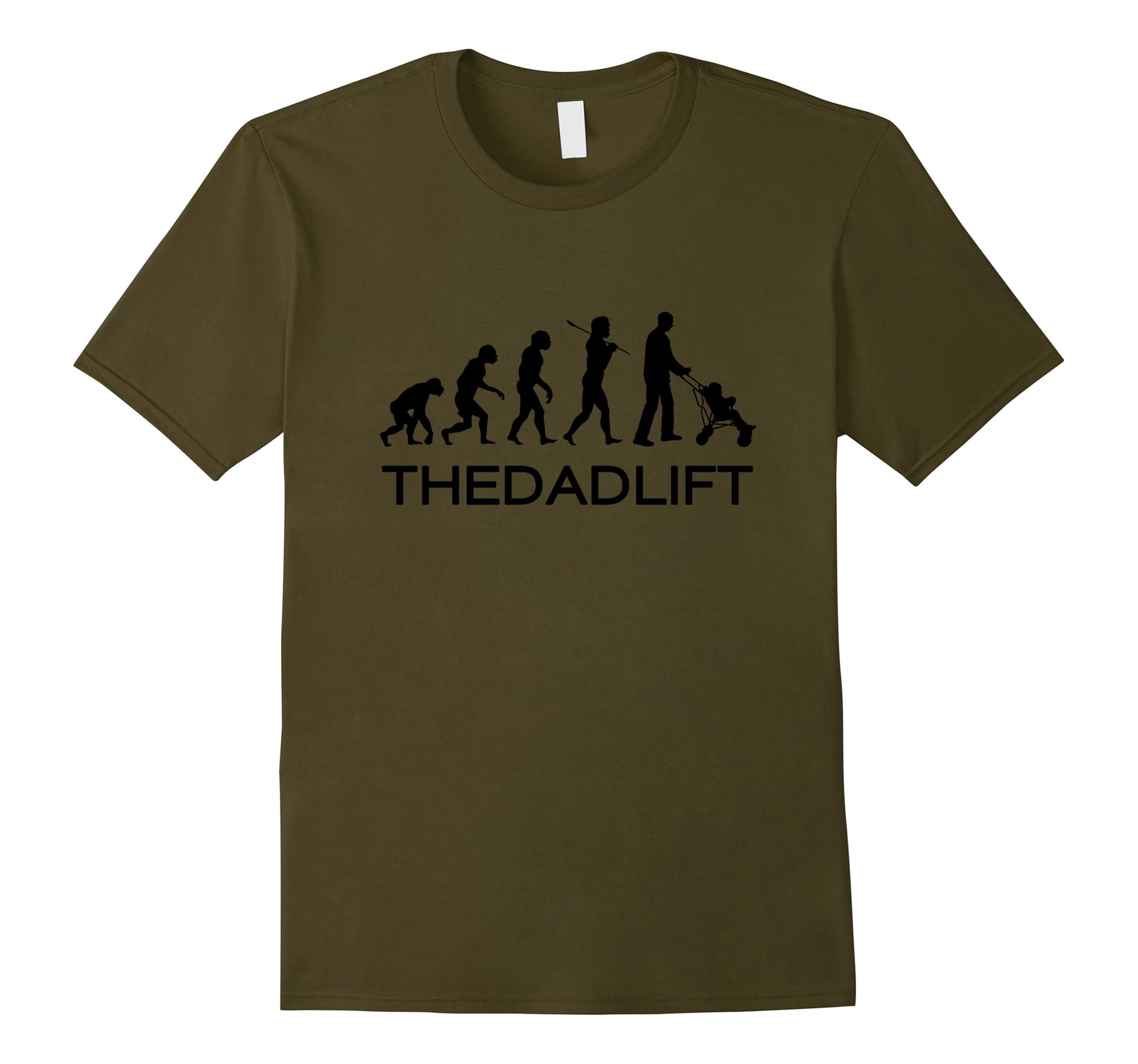 The Evolution Of Man T-Shirt-RT