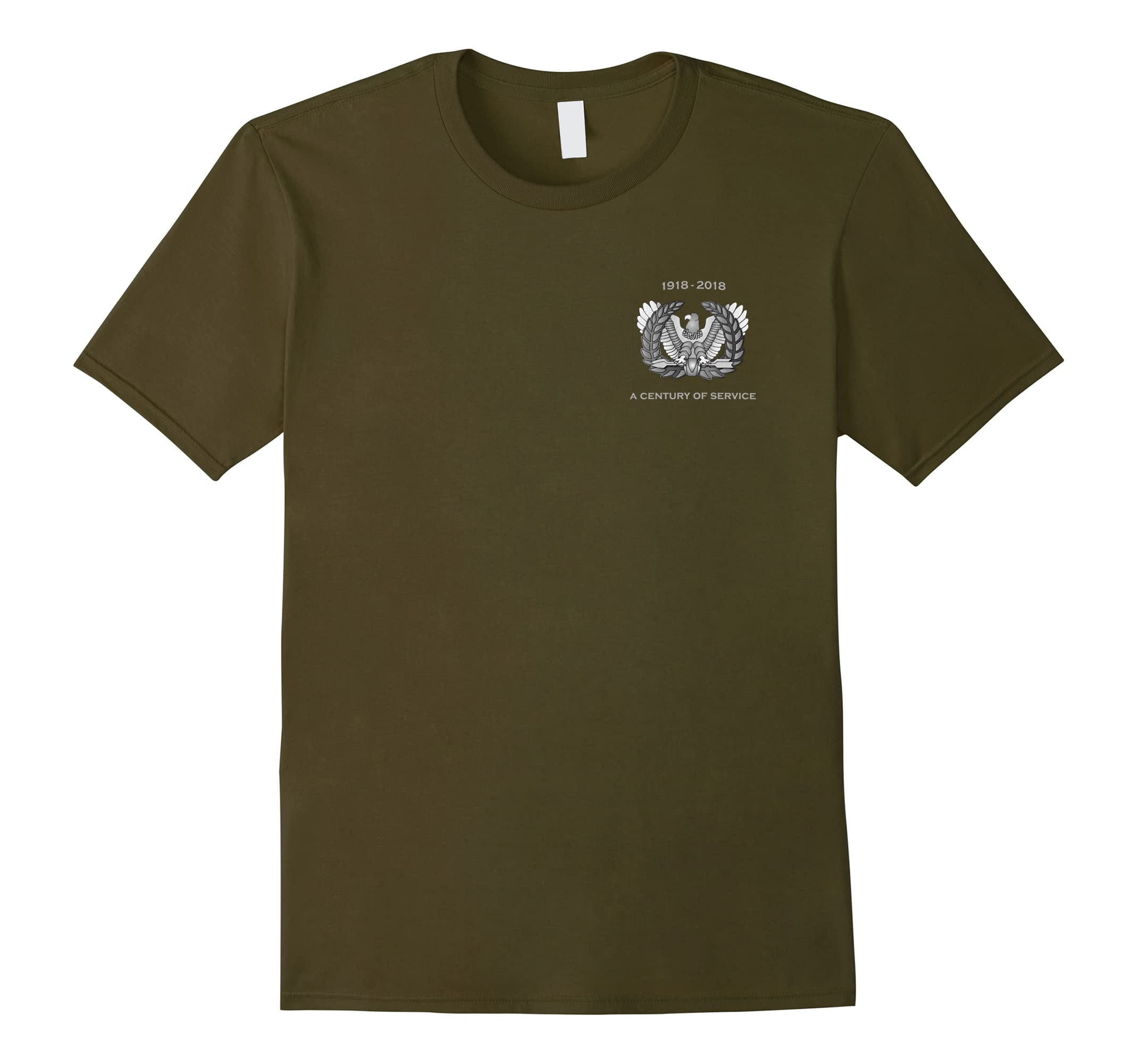 Warrant Officer One WO1 Eagle Rising Premium T-Shirt-RT