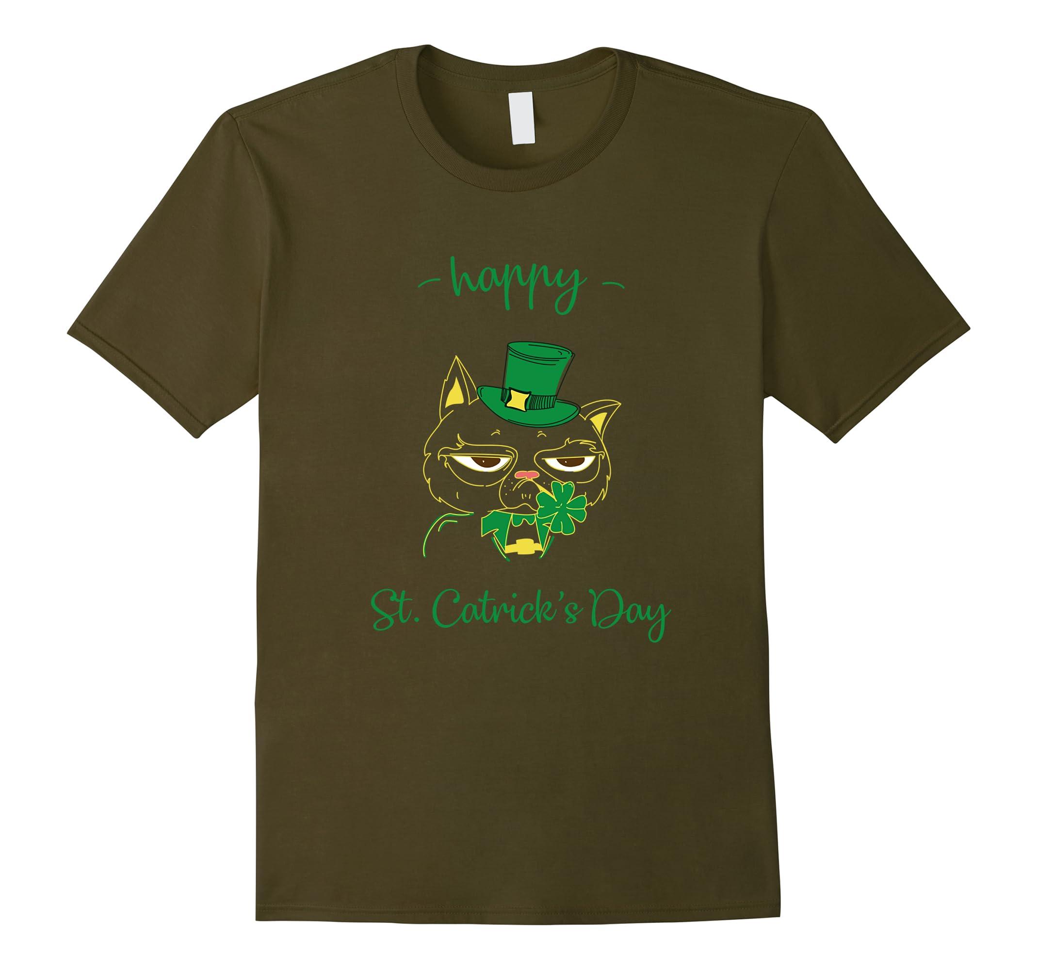 Happy Saint Catrick's Day Shirt-RT