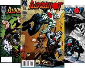 Bloodshot (1993-1996) (4 Book Series)
