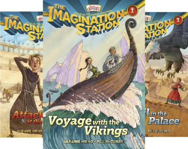 AIO Imagination Station Books