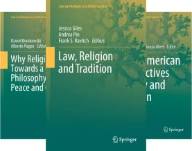 Law and Religion in a Global Context (3 Book Series)