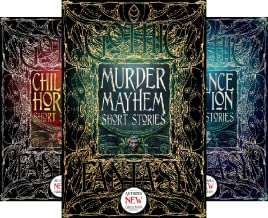 Gothic Fantasy (33 Book Series)