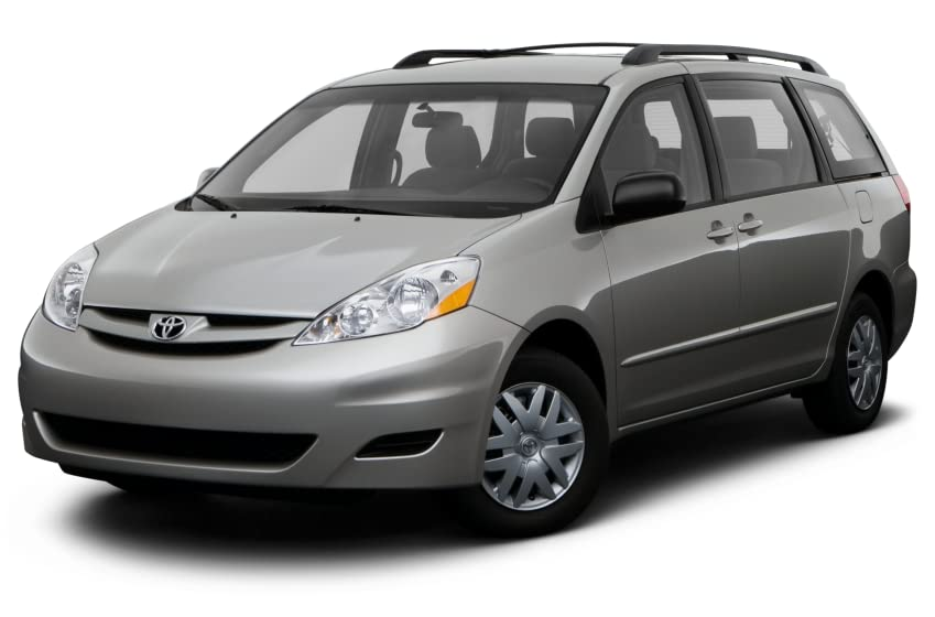 Amazon Com 2008 Toyota Sienna Ce Reviews Images And Specs Vehicles