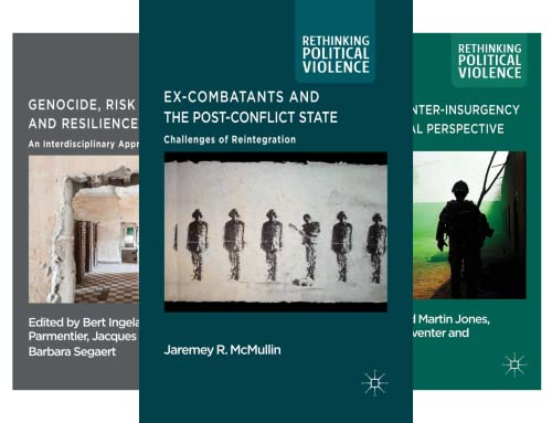 Rethinking Political Violence (23 Book Series)