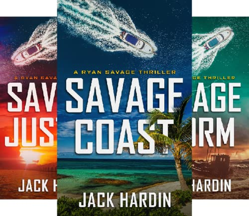 Ryan Savage Thriller Series (7 Book Series)