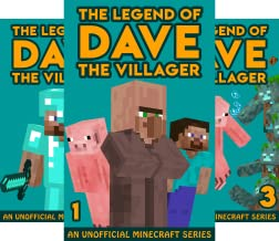 The Legend of Dave the Villager (24 Book Series)