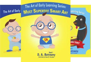 The Art Of Early Learning Series (5 Book Series)