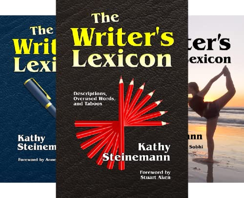 The Writer's Lexicon (3 Book Series)