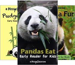 Pandas: An Early Reader Series (3 Book Series)