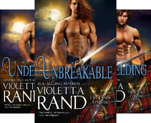 Highlands Forever (3 Book Series)