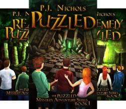 The Puzzled Mystery Adventure Series (3 Book Series)