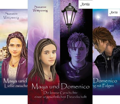 Maya und Domenico (Reihe in 9 Bänden)