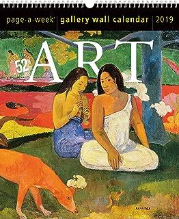 Best contemporary art calendar 2019 Reviews