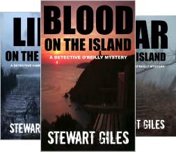 DI Liam O'Reilly mysteries (3 Book Series)