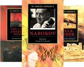 Cambridge Companions to Literature (101-150) (50 Book Series)