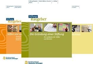 StiftungsRatgeber (Reihe in 7 Bänden)