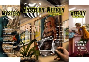 Mystery Weekly Magazine Issues (51-66) (16 Book Series)
