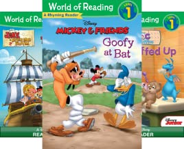 World of Reading: Level 1 (49 Book Series)