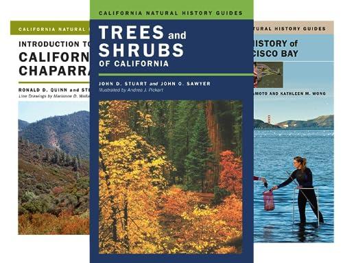California Natural History Guides (11 Book Series)