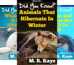 Did You Know? Animal Facts for Young Minds (5 Book Series)