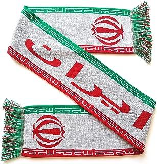 IRAN Soccer Knit Scarf