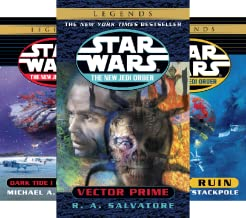 Star Wars: The New Jedi Order (19 Book Series)