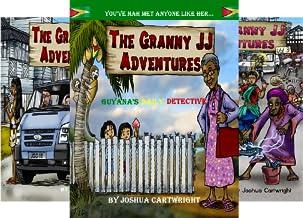 The Granny JJ Adventures (4 Book Series)