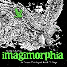Download Book Imagimorphia: An Extreme Coloring and Search Challenge PDF