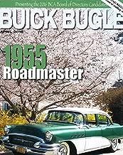 BUICK BUGLE Magazine Vol. 51 No.1, April 2016: cover: 1955 Roadmaster