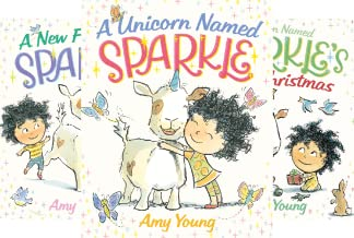 A Unicorn Named Sparkle (4 Book Series)