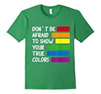 Queer Same Love Lgbtq Lgbt Funny Pride Parade Rainbow Shirt Forest Green
