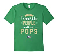 Georgia Southern Eagles They Call Me Pops Apparel Shirts Forest Green
