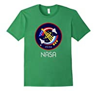 Approved Nasa Shirts Forest Green