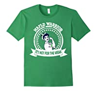 Non Alcoholic Fatty Liver Warrior Gift For Nafld Awareness Shirts Forest Green