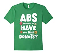 Diet Gift For Him But Doughnut Donut Lover S Foodie Shirts Forest Green