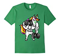 Weightlifting Ness Unicorn Shirts Forest Green