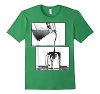Manga Coffee Break Shirts Forest Green