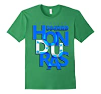 Honduras 504 Hnd Catracho T-shirt Forest Green