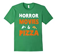 Happy Halloween Halloween Party Shirts Forest Green